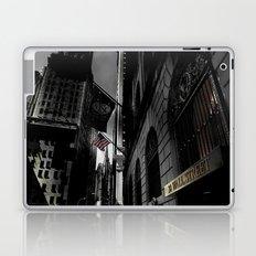 Wall Street Laptop & iPad Skin