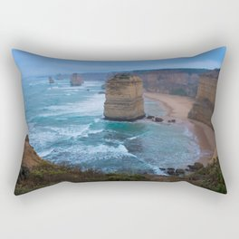 Australian Coastline 1 Rectangular Pillow