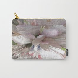 Abstract apple tree Carry-All Pouch