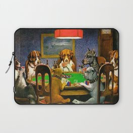 A FRIEND IN NEED - C.M. COOLIDGE Laptop Sleeve
