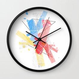 New Stijl Wall Clock
