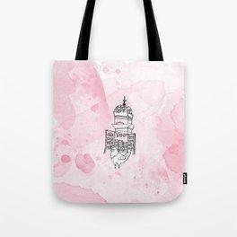 Le beau coq Tote Bag