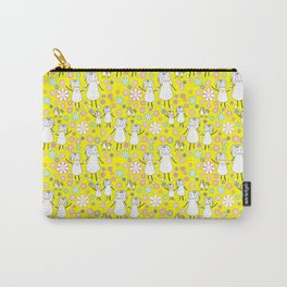 Girl and mom Carry-All Pouch