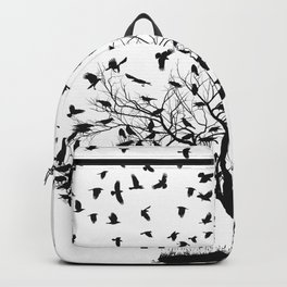Crows in a tree Backpack