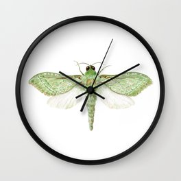 Pepe Tuna / Puriri Moth 2016 Wall Clock