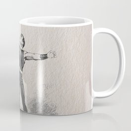 Strong man Coffee Mug