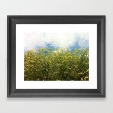 Wild Dill Framed Art Print