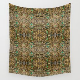 Into the Doodlabyss Wall Tapestry