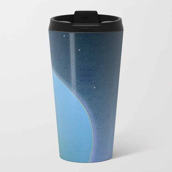 Out There Metal Travel Mug