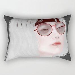 Miss Evie The Witch Rectangular Pillow