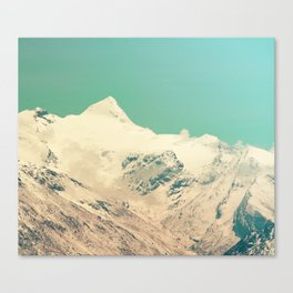 Cool Slopes Canvas Print