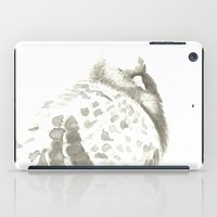 pigeon iPad Cases featuring Pigeon by Goran Medjugorac