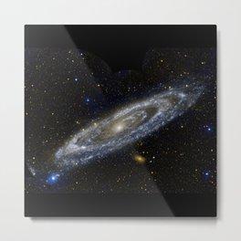 The Andromeda Galaxy Metal Print