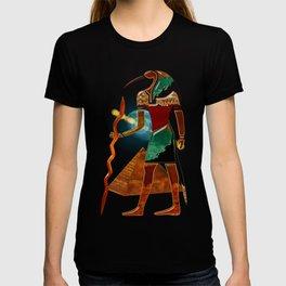 Ancient Secrets THOTH 3D Scifi Egyptian T-shirt