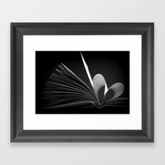 Hamlet Heart Framed Art Print