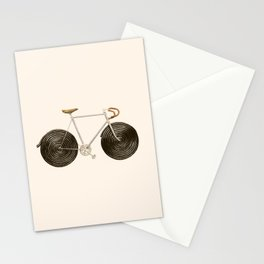 Licorice Bike Stationery Cards