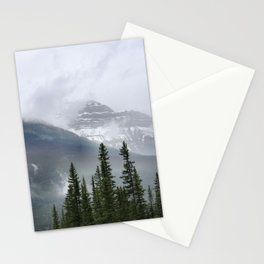Misty Mountain Top Stationery Cards