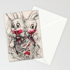 robbie robbie Stationery Cards