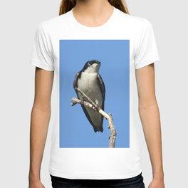 Male Tree Swallow T-shirt