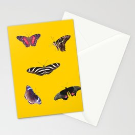 Butterflies 2 Stationery Cards