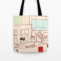 Rich People Tote Bag