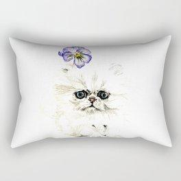 Fashionista Rectangular Pillow