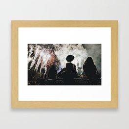 Loud Framed Art Print