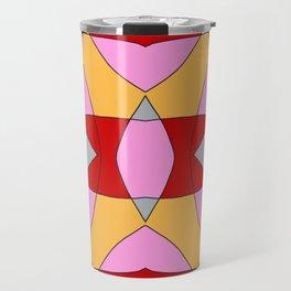 Abstract Church Window Travel Mug