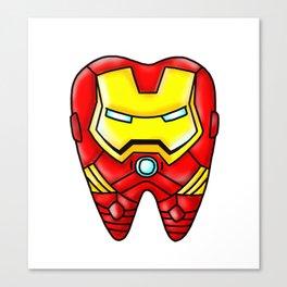 Iron Tooth Canvas Print