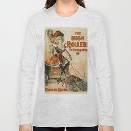 Vintage poster - The High Rollers Extravaganza Long Sleeve T-shirt