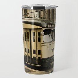 San Francisco Street Car Travel Mug