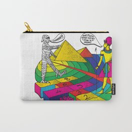 The mummy returns!  Carry-All Pouch