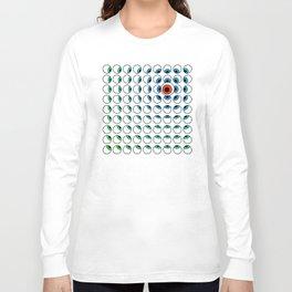 Eyes Follow Long Sleeve T-shirt