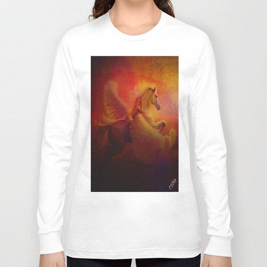 """"""" Pegase """"  Long Sleeve T-shirt"""