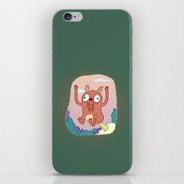 Dumb Pisser iPhone Skin