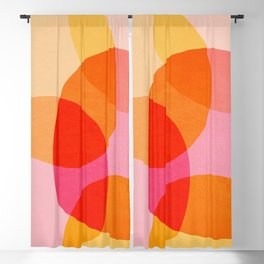 Summer Vibe Blackout Curtain