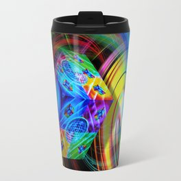 Abstrac perfekton 87 Travel Mug