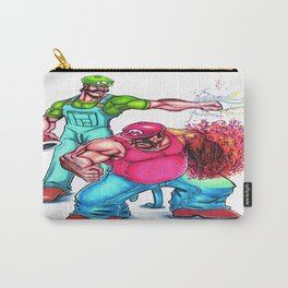 Mario Brothers Redux Carry-All Pouch