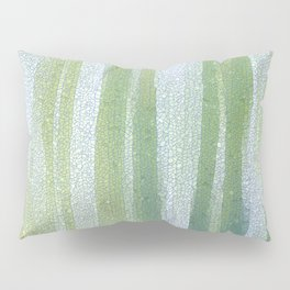 Limestone Waterfall Mosiac Pillow Sham