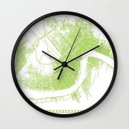 GOAT Nola Wall Clock