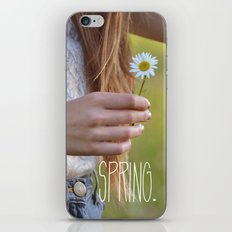 Waiting for Summer iPhone & iPod Skin