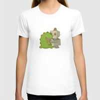 best friends T-shirts featuring Best Friends by JasmineC
