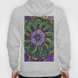 Floral Mandala Hoody