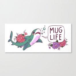 MUG LIFE Canvas Print