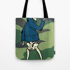 Because Black and White was too mainstream... Tote Bag