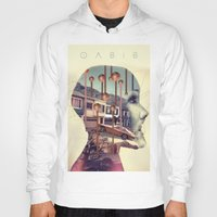 oasis Hoodies featuring Oasis by Rik Labe