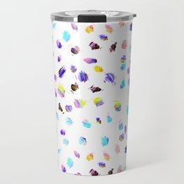 Paint Daubs Travel Mug