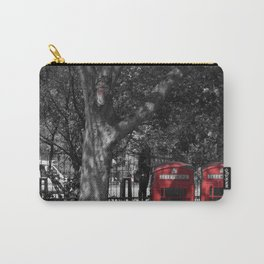 London Town Phone Box Carry-All Pouch
