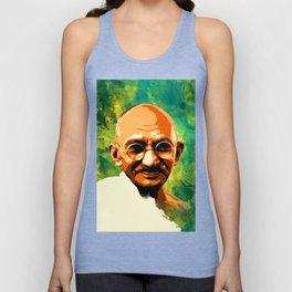 Mahatma Gandhi Unisex Tank Top