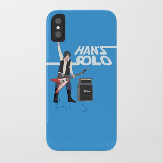 Han's Solo iPhone Case